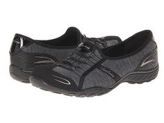 SKECHERS Relaxed Fit - Good Life Gray/Aqua - Zappos.com Free Shipping BOTH Ways