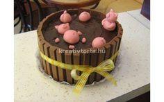 Malacos torta GYE2013 - erre az gyerek torta kódra hivatkozzon!
