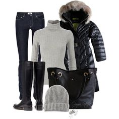 A fashion look from November 2012 featuring Enza Costa sweaters, Acne Studios jeans and Rupert Sanderson boots. Browse and shop related looks.