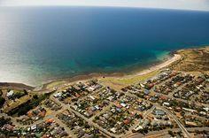 The Hallett Cove coastline, City of Marion, South Australia.