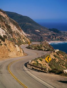 PCH - Pacific Coast Highway south bound ... about twenty times, i think <3
