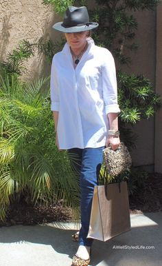 Casual Style for Women Over 50: Running Errands