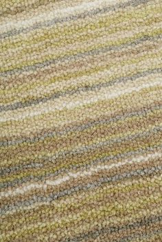 Buy Wool Ombre Stripe Ochre Rug from the Next UK online shop