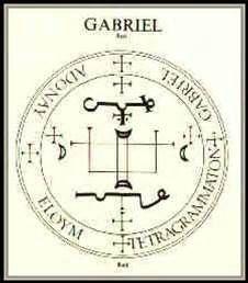 Cancer :,angel sigils,sigil of samael,angel michael sigil,symbols ...