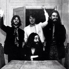 The last known photo of The Beatles together……..REMINDS ME OF AN OLD RUSSIAN PHOTOGRAPH……..GOOD BYE BEATLES…….WE WILL SINCERELY MISS YOU AND YOUR UNFORGETTABLE MUSIC…………..ccp