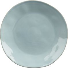 Marin Blue Dinner Plate in Dinnerware Sets | Crate and Barrel