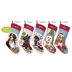 personalized, breed-specific stocking