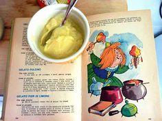 Scarpetta Friends!: Il Gelato Pulcino (senza uova crude)