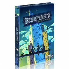 Blueprints Z-Man Games - gezelschapsspellen op Spelmagazijn Easy game to learn - fun too!