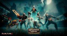'Killing Floor 2' Gets A Big Halloween Masquerade Monster Makeover Halloween Masquerade, Halloween Horror, Killing Floor 2, Horror Video Games, Horror Monsters, Flooring, Concert, Big, Movie Posters