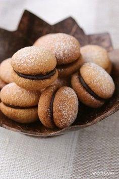 「バーチディダーマ♪チョコサンドクッキー」marimoさん