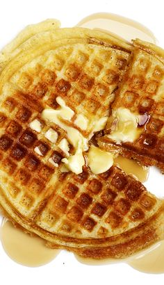Brown butter waffles: Get the recipe here, have better brunches forever