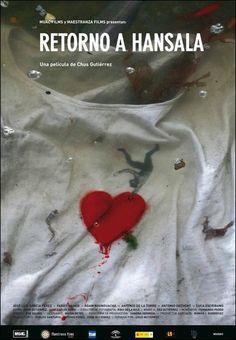 Retorno a Hansala (2008) España. Dir: Chus Gutiérrez. Drama. Migración. Road Movie. Cine social - DVD CINE 1380