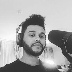 'making noises' @instagram Abel looks good in b/w, #XO