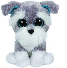 Ty Beanie Boos Whiskers - Schnauzer TY http://www.amazon.com/dp/B00S4RM4WI/ref=cm_sw_r_pi_dp_DoM8ub0SGGQ7Q
