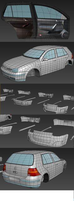 Работы в 3D - Страница 66 - Форум игроделов