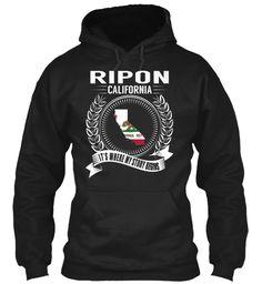 Ripon, California - My Story Begins