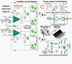 mejores 196 im genes de audio en pinterest en 2018 audio amplifier rh pinterest com Hi-Powers Sound Amplifiers Circuits Spirit Audio Power Amplifier Circuit
