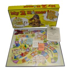 Designed for children who are having difficulty adjusting to their parent's divorce.