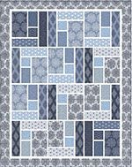 Whimsical Quilt - free patern found on Fab Shop Hop site