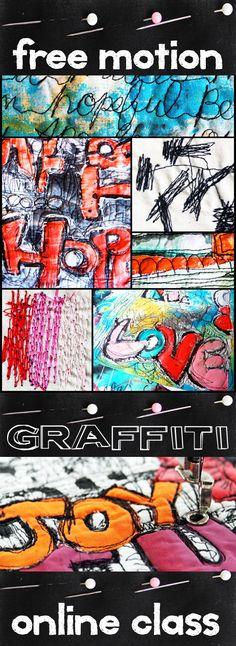 graffiti qulits