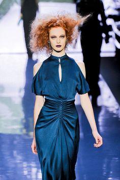 Badgley Mischka at New York Fashion Week Fall 2012 - StyleBistro