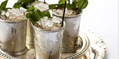 Mint Julep Recipes from 1936 | Garden and Gun