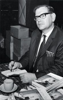John Braine (1922-1986) ... Author of 'Room at the Top' ...