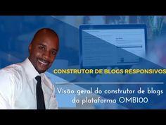 OMB100 - Visão geral do construtor de blogs responsivos