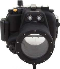 Polaroid SLR Dive Rated Waterproof Underwater Housing Case For Canon T3I, T4I