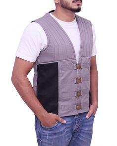 Idris Elba Vest Idris Elba Dark Tower, Roland Deschain, The Dark Tower, Vest, Celebrities, Cotton, Jackets, Black, Style
