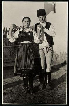 Old Photography, Folk Dance, Folk Music, Hipster, Bratislava, Traditional, Costumes, Embroidery, Collection