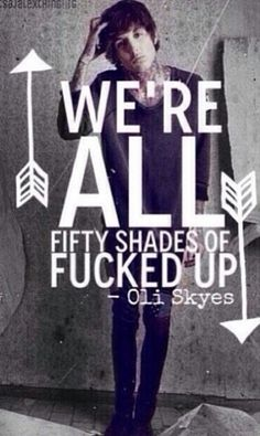 Oli Skyes, Bring Me The Horizon, band lyric search on instagram