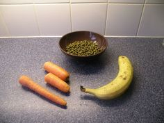 homemade rabbit treats...easy recipe