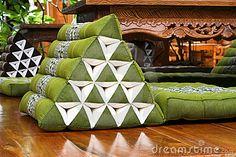 Thai furniture by Gina Smith, via Dreamstime