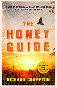 The Honey Guide (Mollel 1) by Richard Crompton https://www.amazon.co.uk/dp/1780222726/ref=cm_sw_r_pi_dp_U_x_k1KmBbVNRB4Z6