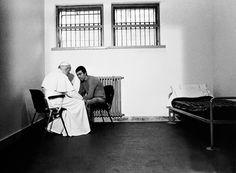 When Pope John Paul II forgave the man who shot him