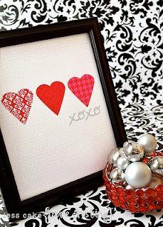 Printable Valentine's posters...