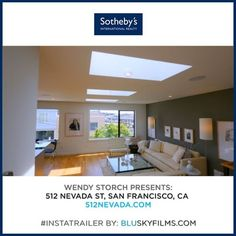We love this modern #bernal heights home from Wendy Storch.com of @sothebysrealty. The #architecture is impeccable and It's perfectly situated for a #soma or #PaloAlto commute; you can work at either of the #Google campuses and still be home in time to catch the epic sunset views! . . #bluSkyFilms.com #ComeFlyWithUs . . #sanfrancisco #realestatelife #agentlife #realtorlife #Property #Properties #realestateagent #realestateinvestor  #luxurylifestyle  #viewsfordays #liveitup #realestate…