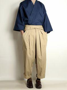 Male Kimono, Kimono Coat, Japanese Minimalist Fashion, Japanese Fashion, Stylish Mens Fashion, Minimal Fashion, Korean Street Fashion, Asian Fashion, Army Clothes