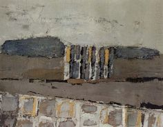 mid century hip Nicolas de Staël All my life, I had a need to think painting, to paint in order to liberate myself from a. Abstract Landscape Painting, Landscape Art, Landscape Paintings, Abstract Art, Antibes, Michael Borremans, Tachisme, Georges Braque, Art Abstrait