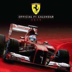 Ferrari F1 2014 Wall Calendar | | CALENDARS.COM