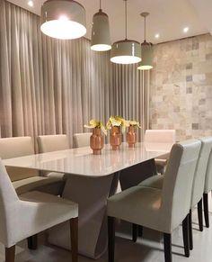 """5,742 Likes, 34 Comments - Home•Décor•arq•interior•casa (@_homeidea) on Instagram: """"Uma bela cozinha para te inspirar. Via @decoreseuestilo... por lá muitos outros espaços…"""""""