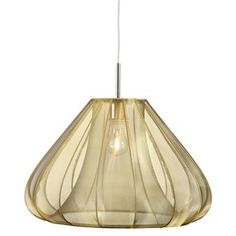 The beautiful, luxurious and glamorous Tennessee pendant lamp in thin organza is available in several lovely colors, has a white textile cord and frame in matching color. Tennessee comes from the Swedish company LampGustaf.