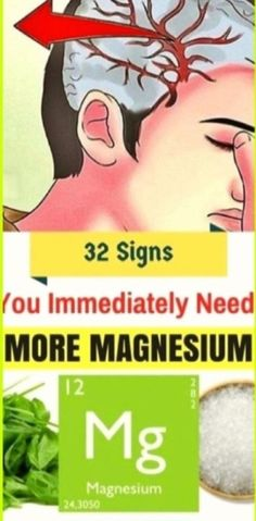 32 Signs You Immediately Need More Magnesium,And How To Get It! Avocado Health, Guter Rat, Psychology 101, Wedding Sparklers, Varicose Veins, Adventure Quotes, Natural Treatments, Natural Remedies, Herbal Remedies