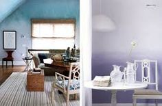 Image result for gradient paint wall