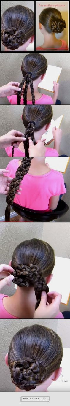 Wonderful //Easy Triple Braid Bun, Back To School Basic Hairstyles// The post //Easy Triple Braid Bun, Back To School Basic Hairstyles//… appeared first on Haircuts and Ha ..