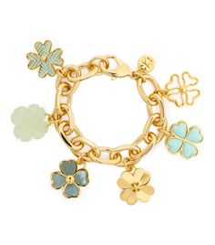 Love this Tory Burch bracelet.  Best of all is 25% off everything until this Monday - Click on the picture to get to the secret sale and use code TBSPRING