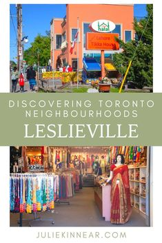 Known for an active community, small businesses, South Asian cuisine, film studios & urban hipsters, Leslieville is certainly a fun place to live! Toronto Neighbourhoods, Film Studio, Hipsters, Small Businesses, The Neighbourhood, Studios, Real Estate, Community, Urban