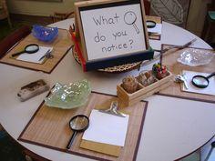 Inquiry science/math!
